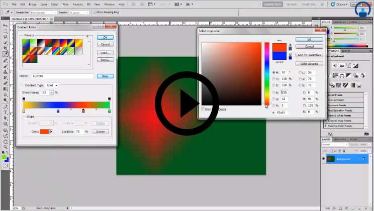 Photoshop:08 - Photoshop for Designers