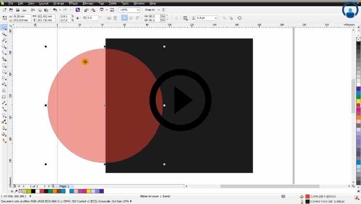 CorelDRAW - Mastering Corel Draw Graphics Suite