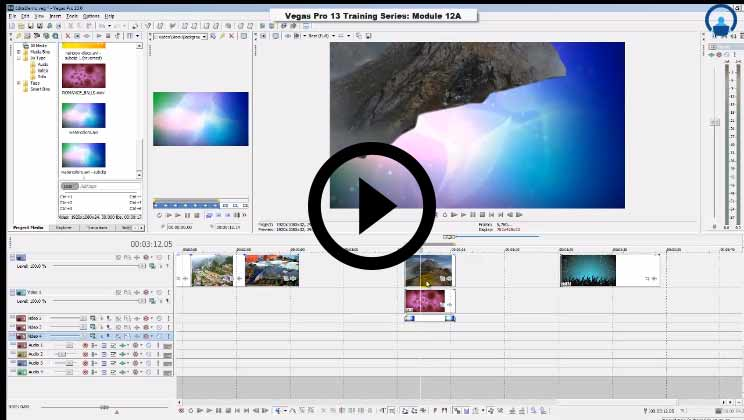 Comprehensive Vegas Pro 13 Training