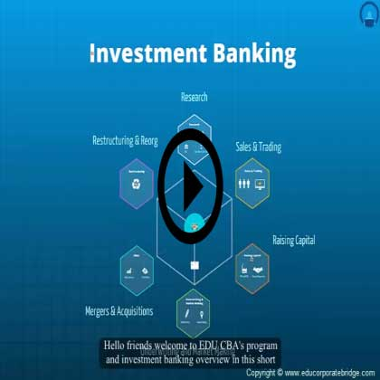 Learn Investment Banking in 2 Hours
