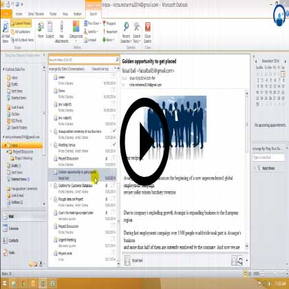 Microsoft Outlook 2010 - Learn from Scratch!