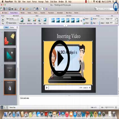 Microsoft PowerPoint 2011 for Mac - Learn The Easy Way!