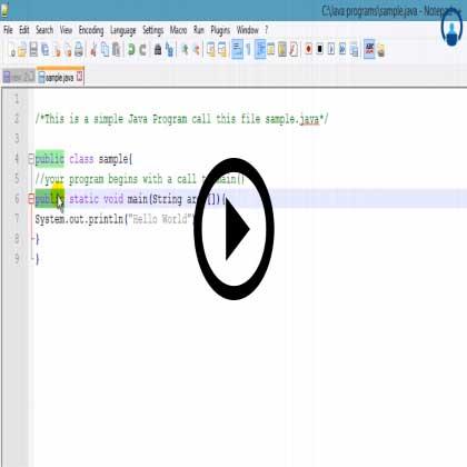 Java -  Java Programming for Beginners