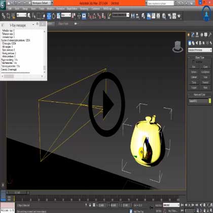 V-Ray : Lighting and Rendering with V-Ray in 3DS Max