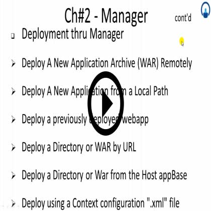 Apache deployment in Tomcat Server