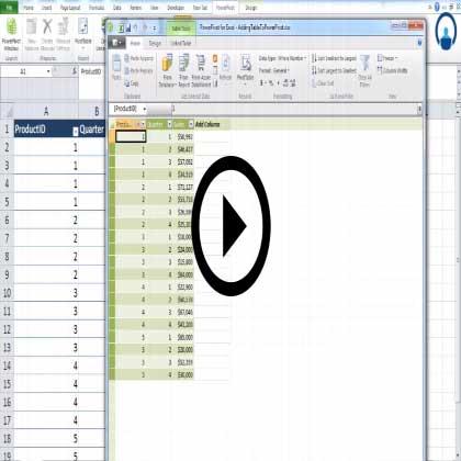 Microsoft Excel 2010 - Power Pivot