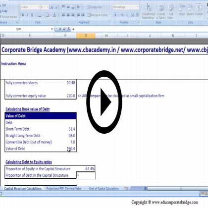 Corporate Valuation - Beginner to Pro in Excel