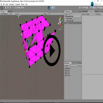 Advanced Unity (Module #2) - Meshes