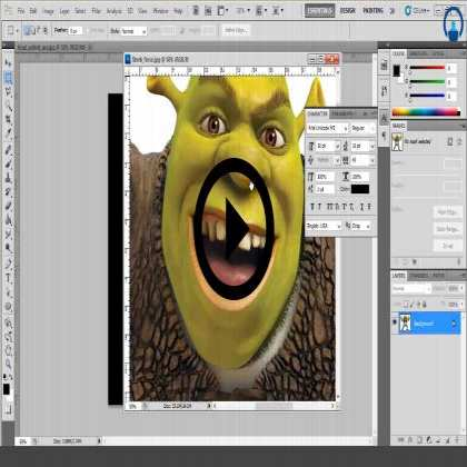 Modeling SHREK in 3DS Max (Series #4) - Shreks Unwarp Face, Head and Hand