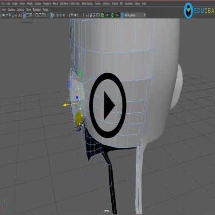 Maya 3D Modeling Series (Module #2) - Model Ear, Torso, Legs and Abs