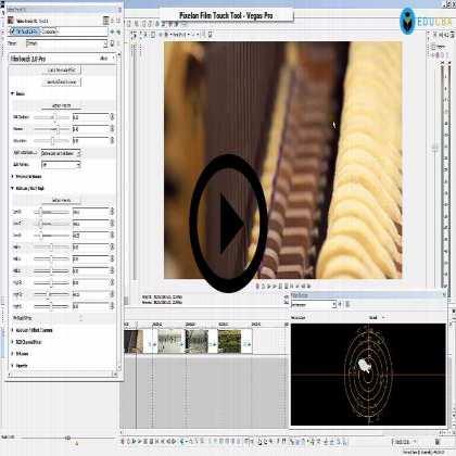 Pixelan Film Touch Pro - Video Color Grading