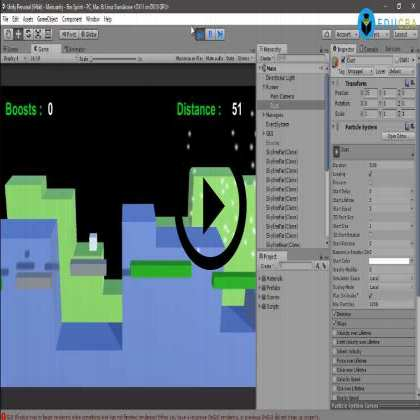Unity Game #6 - Creating Box Sprint Game