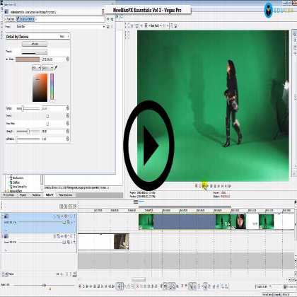 NewBlueFX Essentials - Vol3 - Colour Fixer Pro
