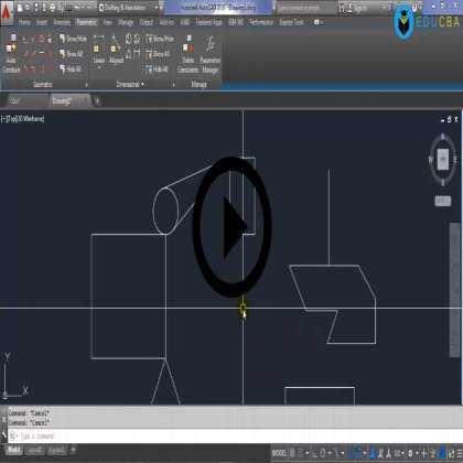 Autodesk AutoCAD 2016 - 2D Essentials Course