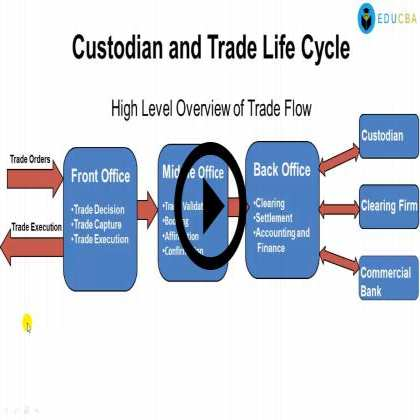 Role of Custodian in IB Operations