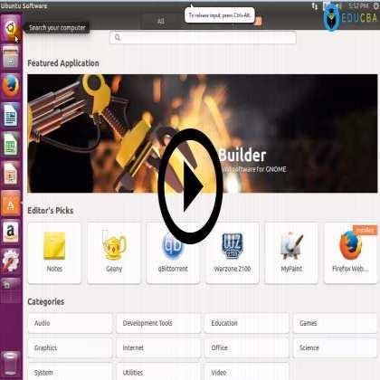 Ubuntu:03 - System Administration in Ubuntu