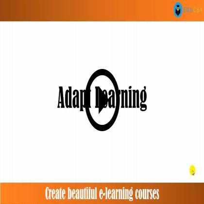 Adapt Learning Training