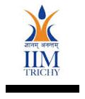 IIM Trichy, Tamil Nadu
