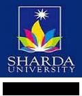 Sharda University, Greater Noida New Delhi