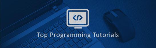 Top Programming Tutorials