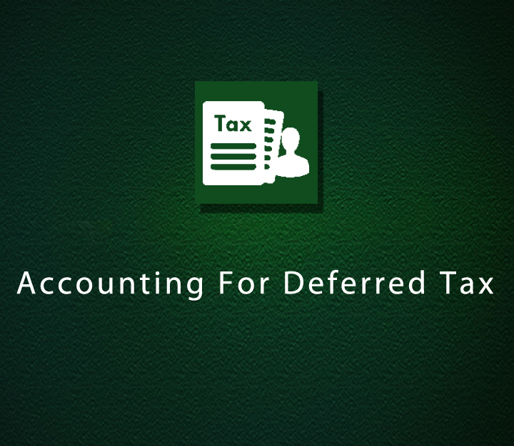 Accounting For Deferred Tax - Intermediate - 5 Sessions