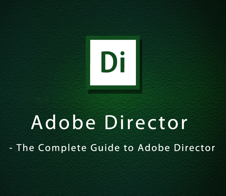 Adobe Director - The Complete Guide to Adobe Director - Intermediate - 4 Sessions