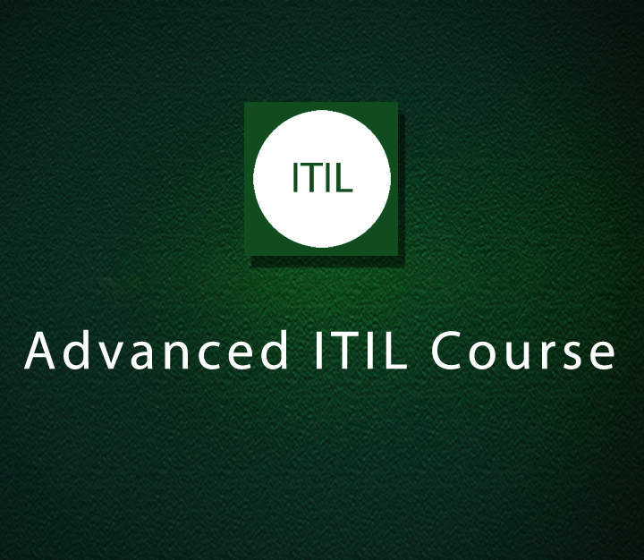 Advanced ITIL Course | Expert | 25 Sessions