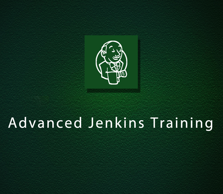 Advanced Jenkins Training - Expert - 1 Session