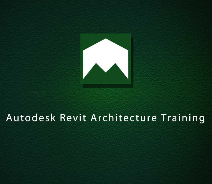 Autodesk Revit Architecture Training - All Levels - 1 Session