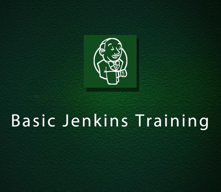 Basic Jenkins Training   All Levels   3 Sessions