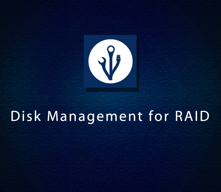 Disk Management for RAID - Beginner - 3 Sessions