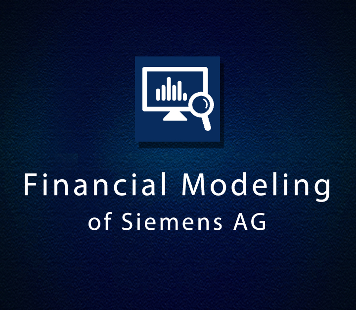 Financial Modeling of Siemens AG | Expert | 10 Sessions
