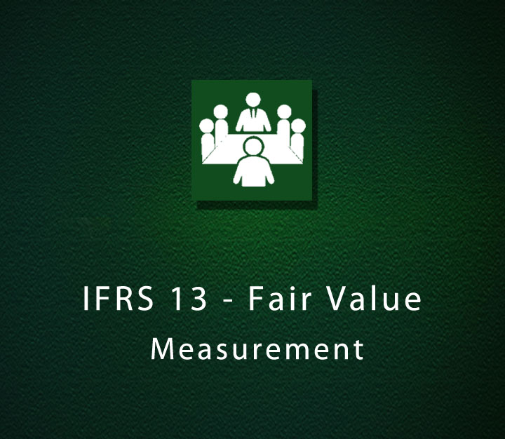 IFRS 13 - Fair Value Measurement   All Levels   4 Sessions