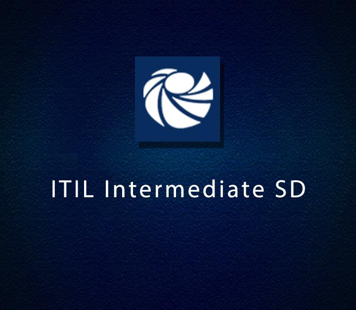 ITIL Intermediate SD   intermediate   7 Sessions