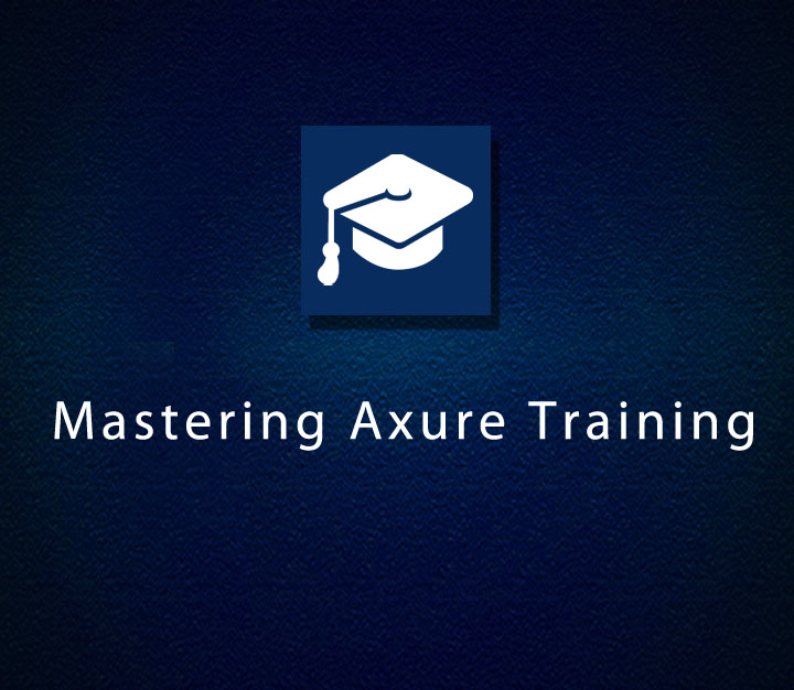Mastering Axure Training - Beginner - 1 Session