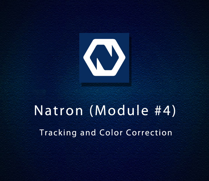 Natron (Module 4) - Tracking and Color Correction - Intermediate - 4 Sessions