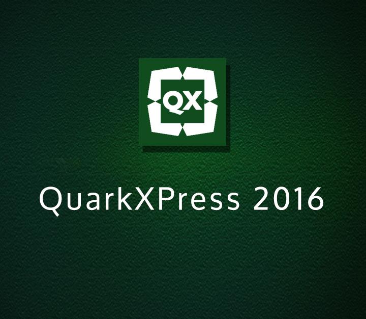 QuarkXPress 2016 | All Levels | 2 Sessions