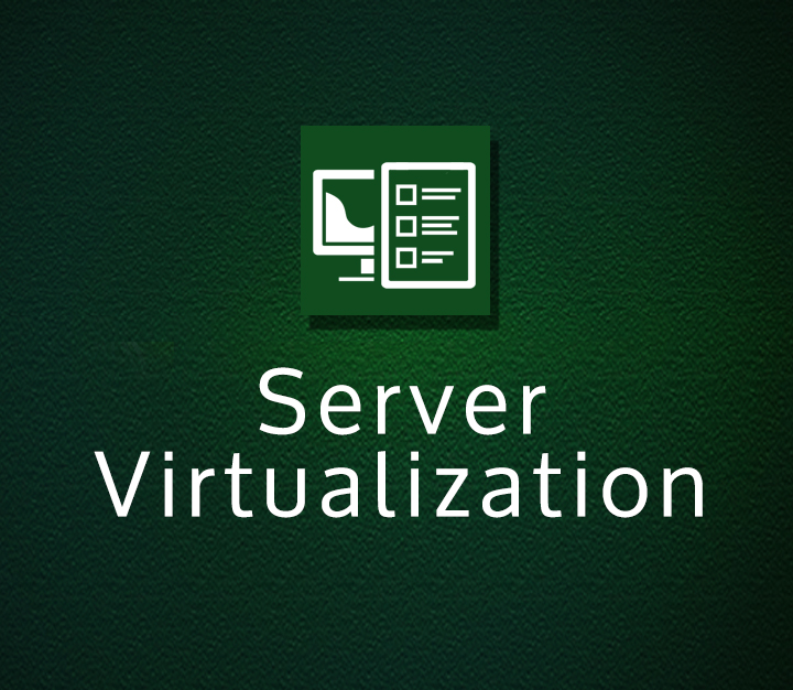 Server Virtualization - Beginner - 1 Session