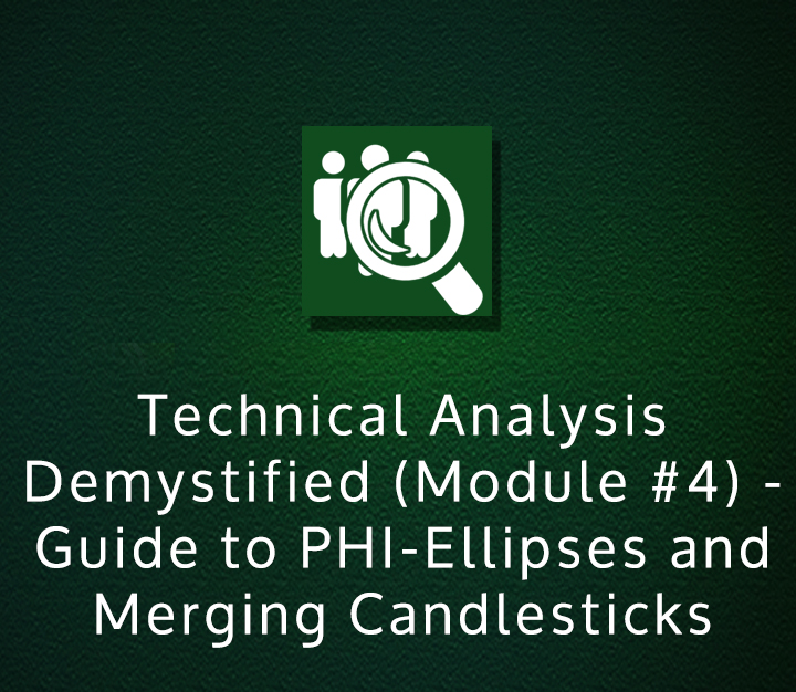 Technical Analysis Demystified (Module-4) - Guide to PHI-Ellipses and Merging Candlesticks | Intermediate | 3 Sessions
