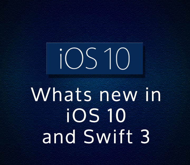 Whats new in iOS 10 and Swift 3 - Intermediate - 5 Sessions