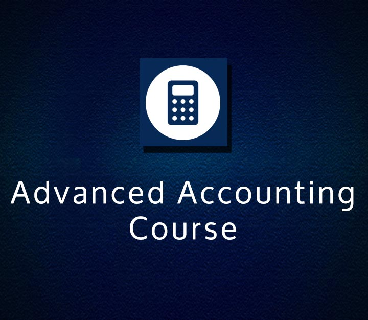 Advanced Accounting Course - Expert - 16 Sessions