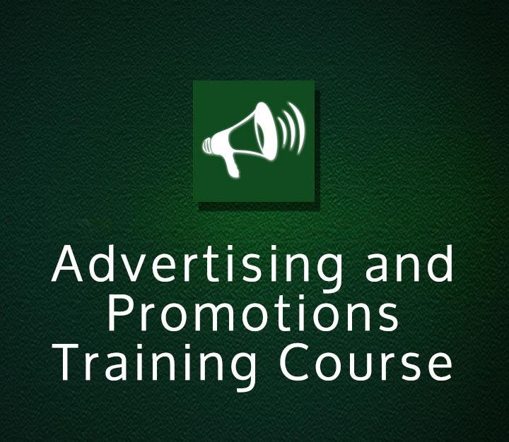 Advertising and Promotions Training Course - All Levels - 10 Sessions