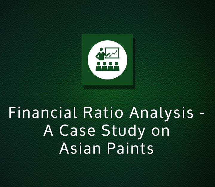 financial ratio analysis case study