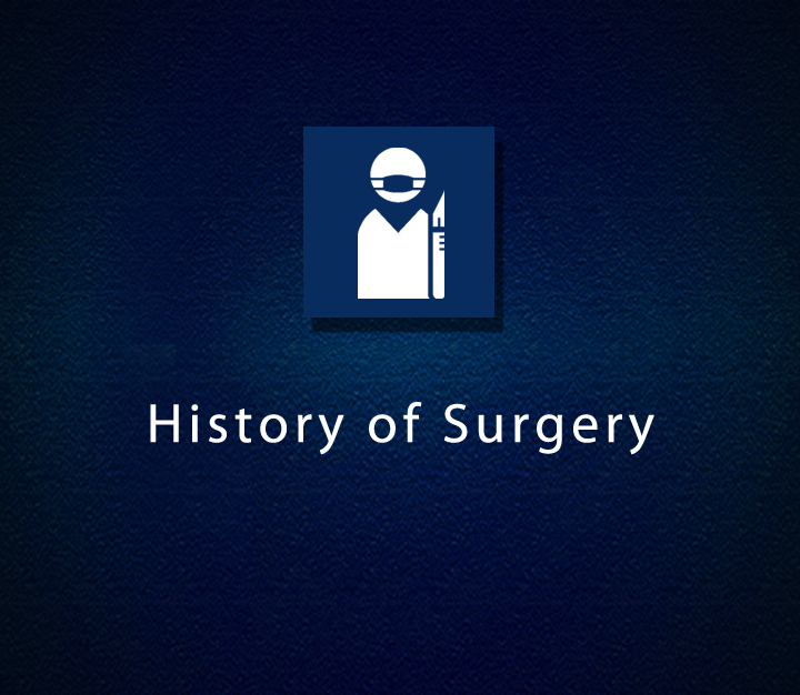 History of Surgery - All Levels - 1 Session