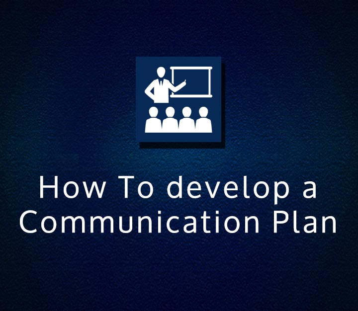 How To develop a Communication Plan - Beginner - 4 Sessions