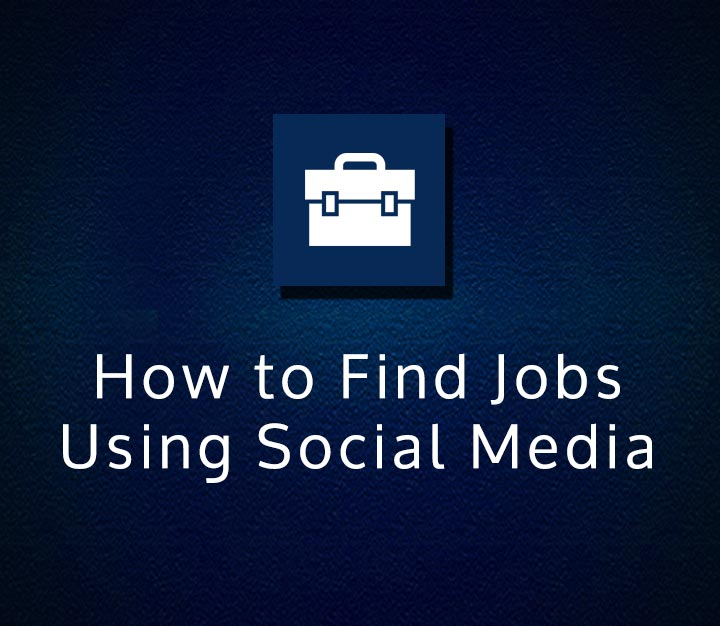 How to Find Jobs Using Social Media - Beginner - 1 Session