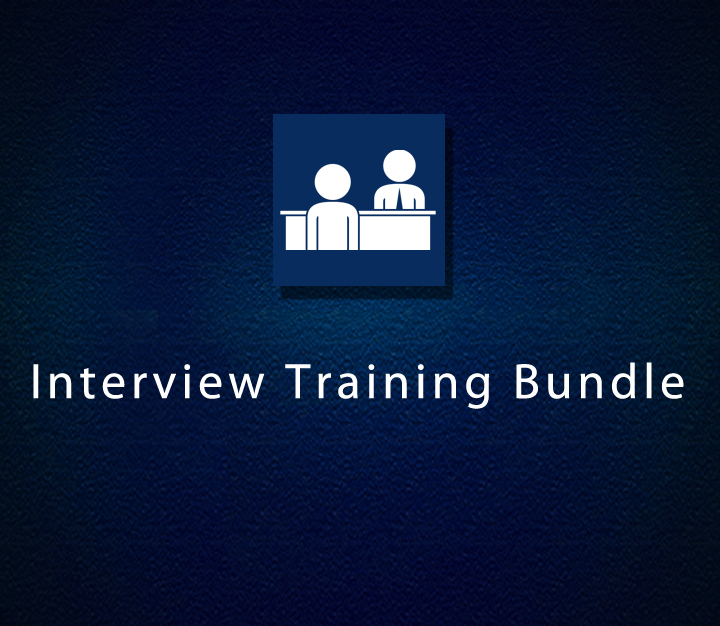 Interview Training Bundle - All Levels - 56 Sessions