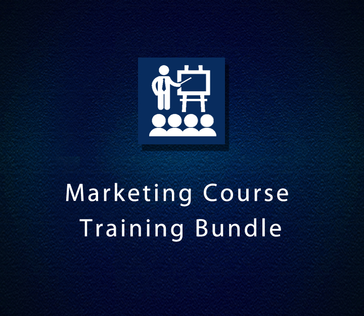 Marketing Course Training Bundle - All Levels - 76 Sessions