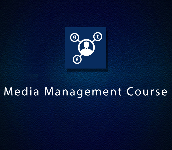 Media Management Course | Beginner | 1 Session