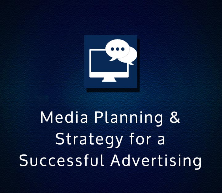 Media Planning & Strategy for a Successful Advertising - All Levels - 4 Sessions